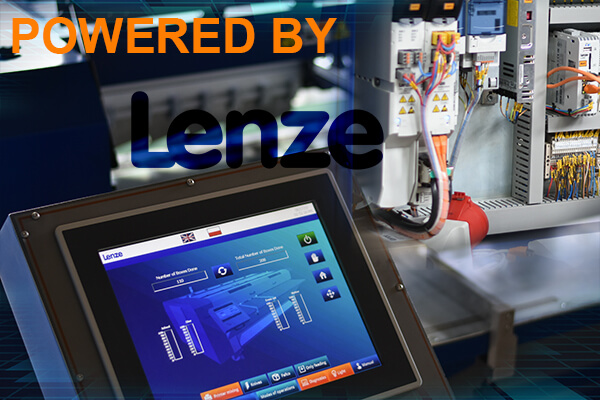BOXmaker with Lenze electronics mobile